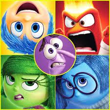 Emociones personificadas en el cine (Inside Out)